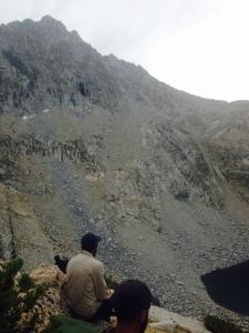 Hurd Peak Shoulder